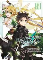 Actu Manga, Critique Manga, Manga, Ototo, Reki Kawahara, Shonen, Sword Art Online, Sword Art Online Fairy Dance,