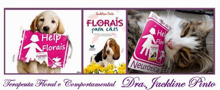 Florais para Cães Dra.Jackline Pinto