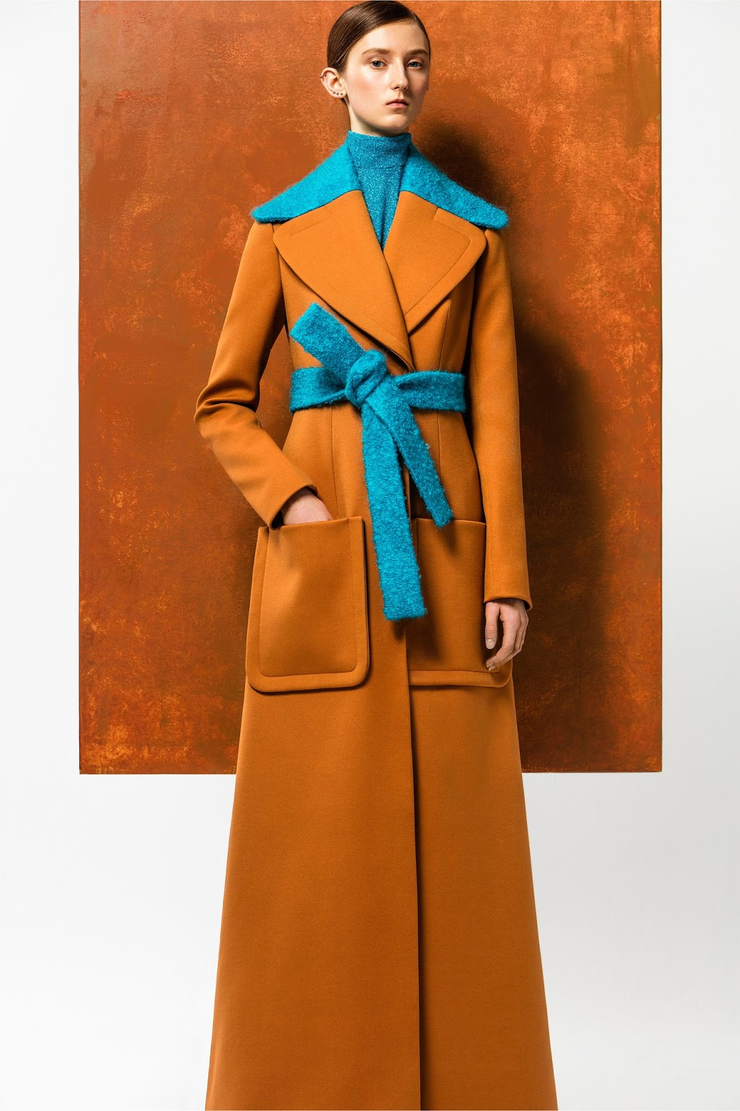 Delpozo Pre-Fall 2016 collection via www.fashionedbylove.co.uk