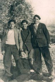 La impresionante historia de los hermanos Quero - Grabación
