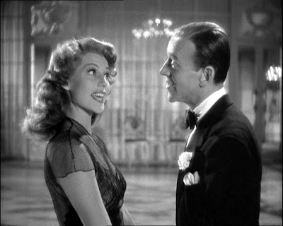 Fred Astaire sings with Rita Heyworth in You Were Never Lovelier, Columbia 1942