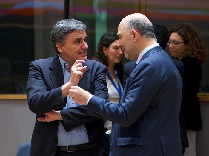 Eurogroup: Αισιοδοξια στις Βρυξελλες για εγκριση της ολοκληρωσης της γ' αξιολογησης