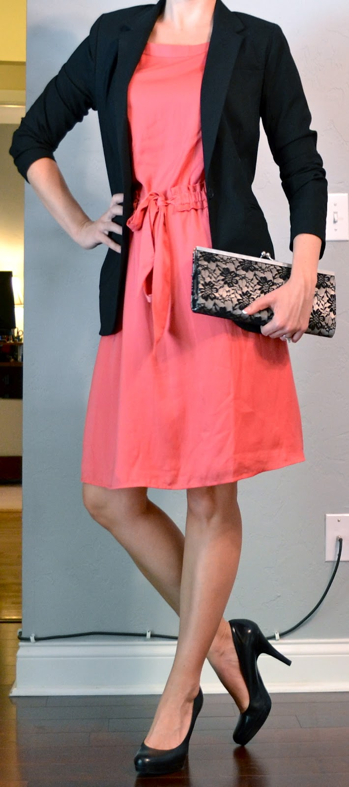 extraordinary coral dress apparel