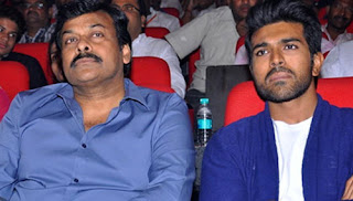 Konidela Productions : Chiru's 150th Movie says Ram Charan