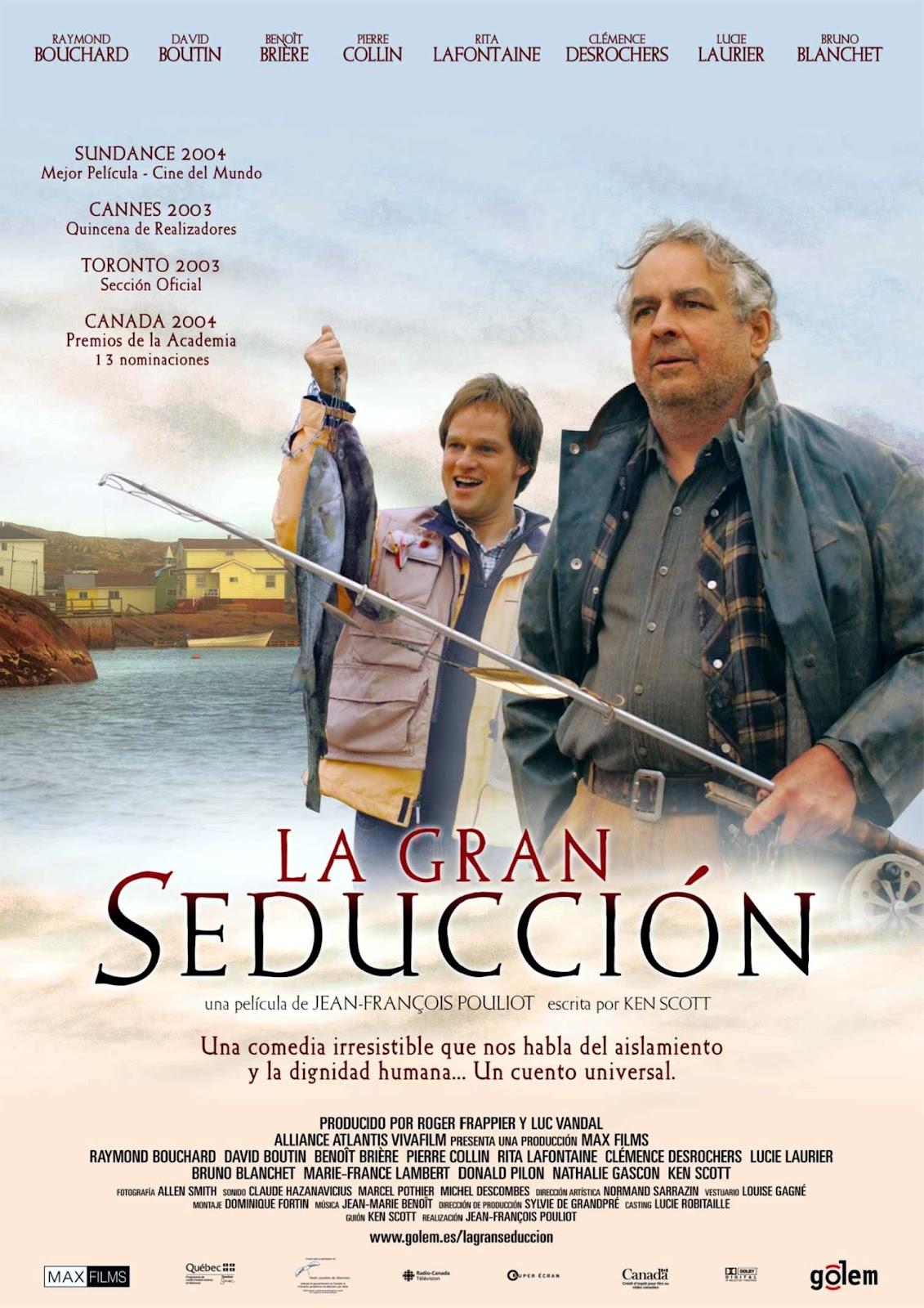 La Gran Seducción (2003)