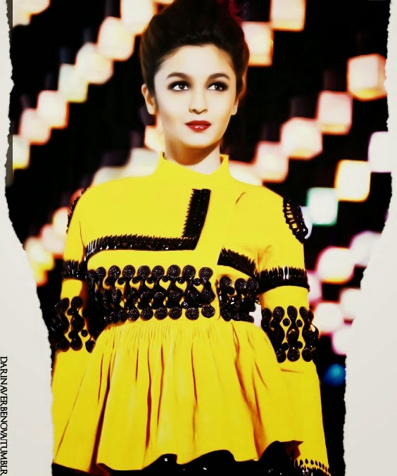 Alia Bhatt The Man Magazine March 2014 Photoshoot