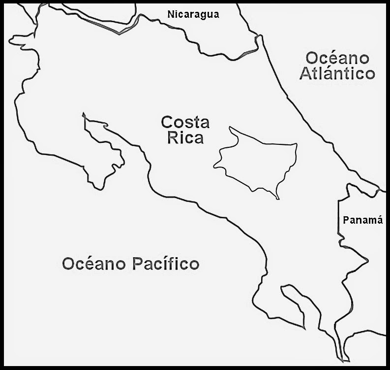 MAPAS PARA COLOREAR | MAPAS DE