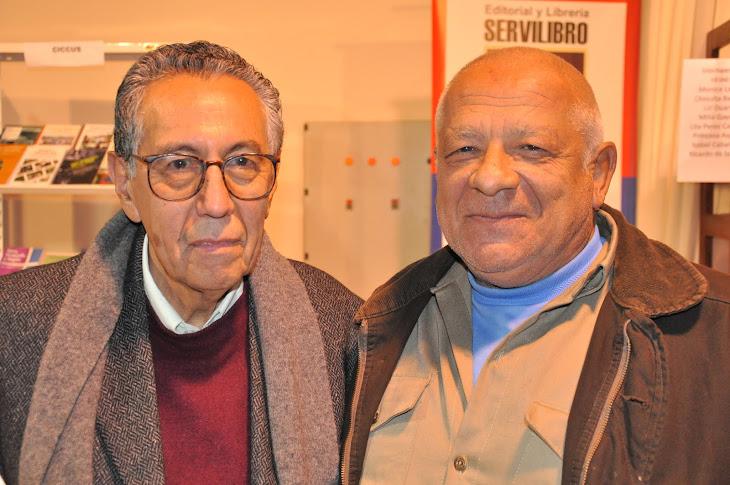 David Gatica y Jorge Rosenberg