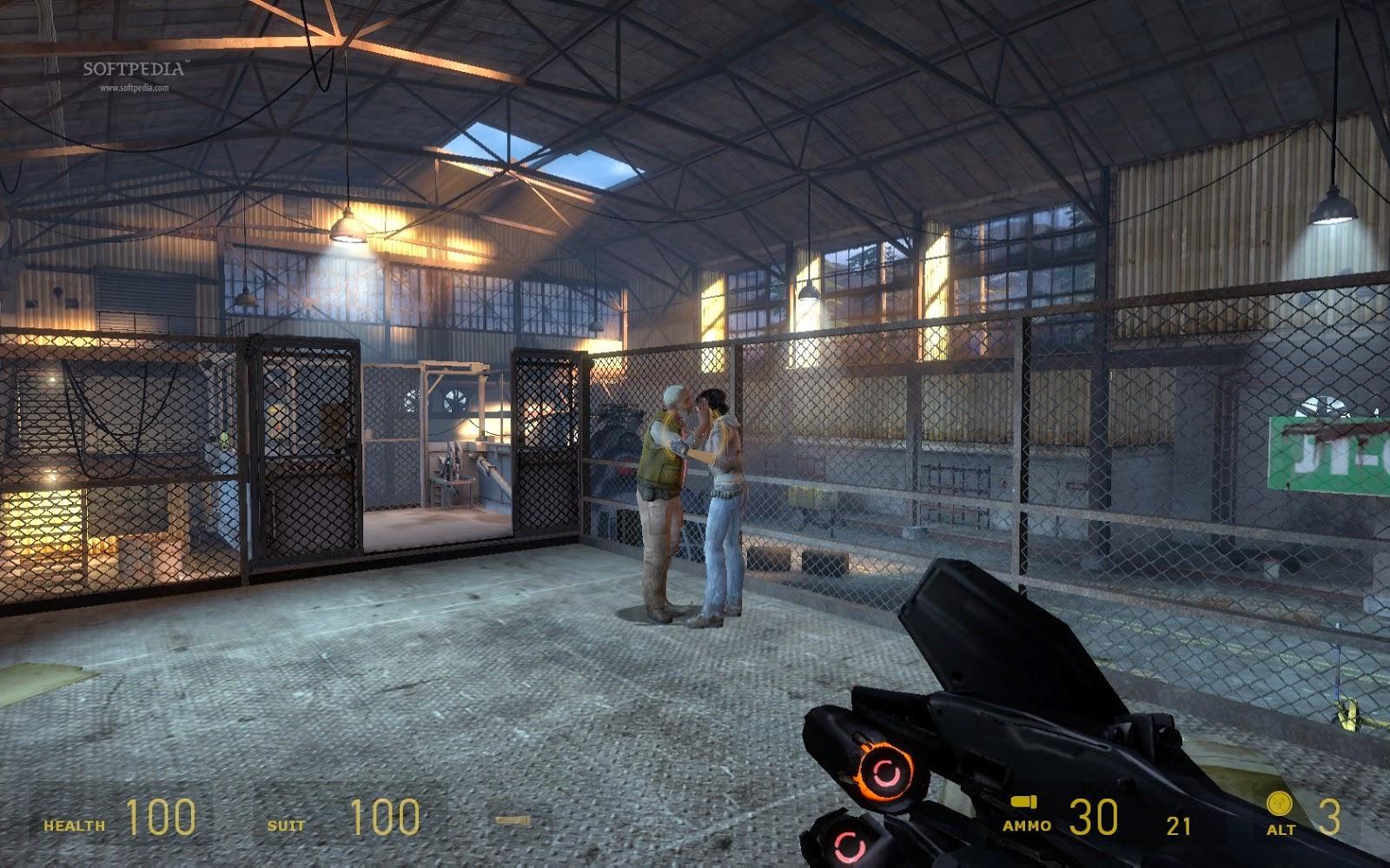 Игра Half-Life для Андроид Скачать бесплатно