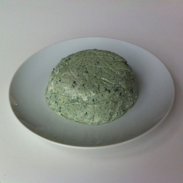 leafu leaf curd qurd cheese