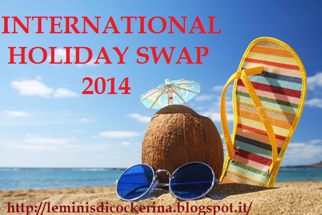 SWAP VERANO INTERNACIONAL 2014