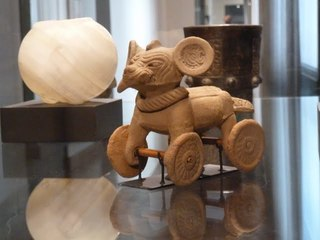 Wheels of Ancient America