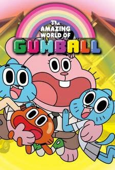 The Amazing World Of Gumball: Season 3 - The Amazing World Of Gumball: Season 3 2014 Poster