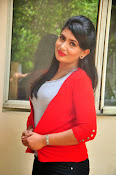 Angie James Telugu cinema Actress Photos-thumbnail-13