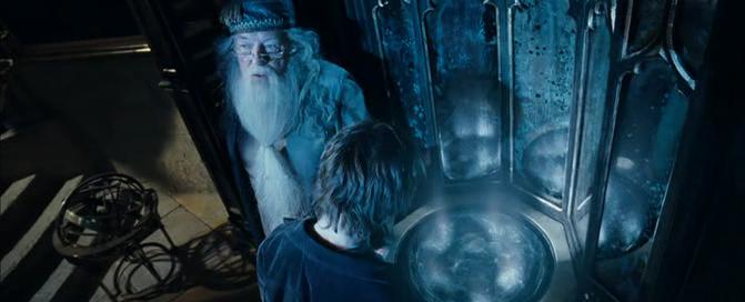 Pensieve Harry Potter
