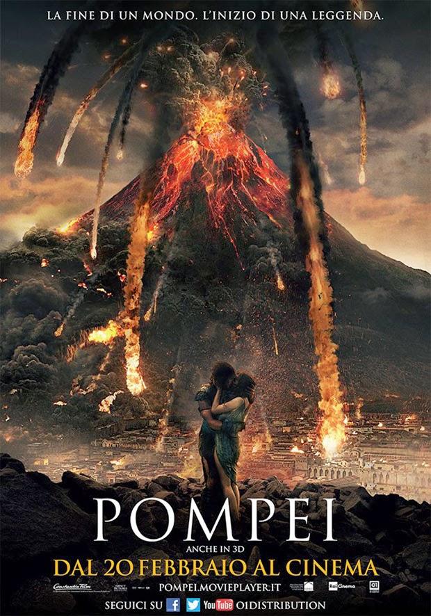 Thảm Họa Pompeii ...