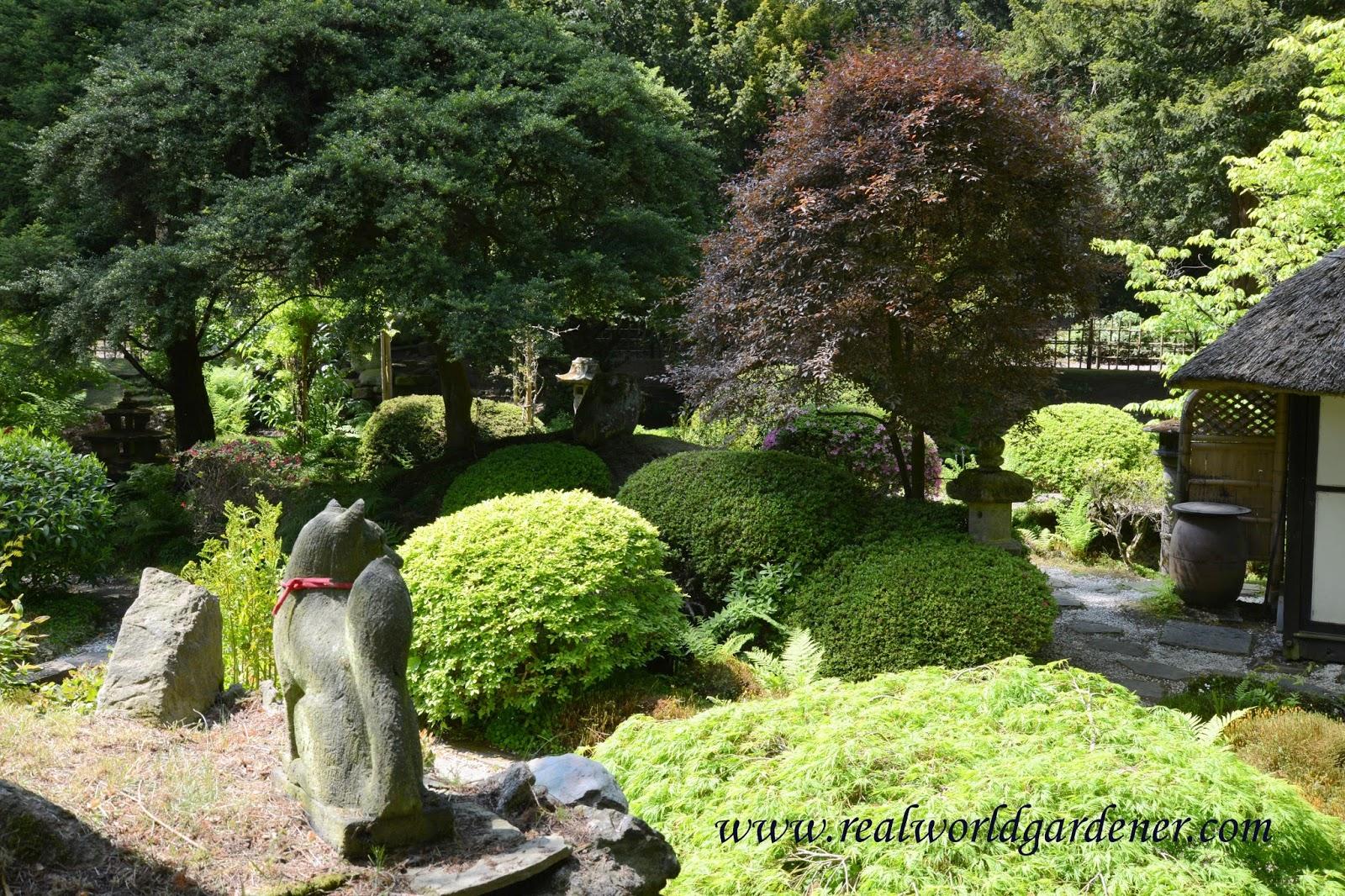Real world gardener inspired japanese gardens in design for Garden design podcast