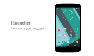 L Launcher [Lollipop Theme] Pro Versi 2.2 Apk