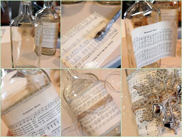 reciclagem simples, fácil, rápida e barata,natal.enfeite de natal,garrafa,