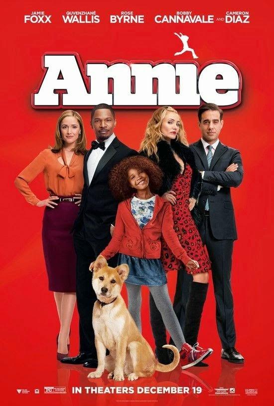 Annie – Legendado (2014)