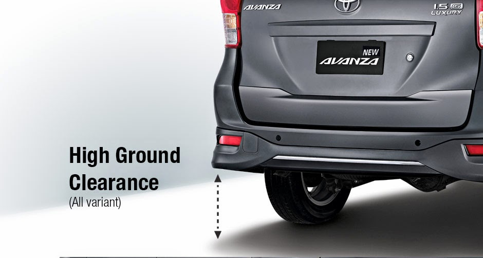 High Ground Clearance
