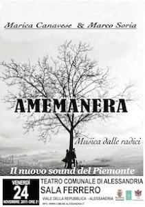 AMEMANERA Il nuovo sound del Piemonte