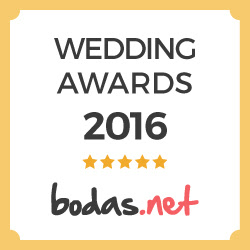 Wedding Awards 2016 by Bodas.net