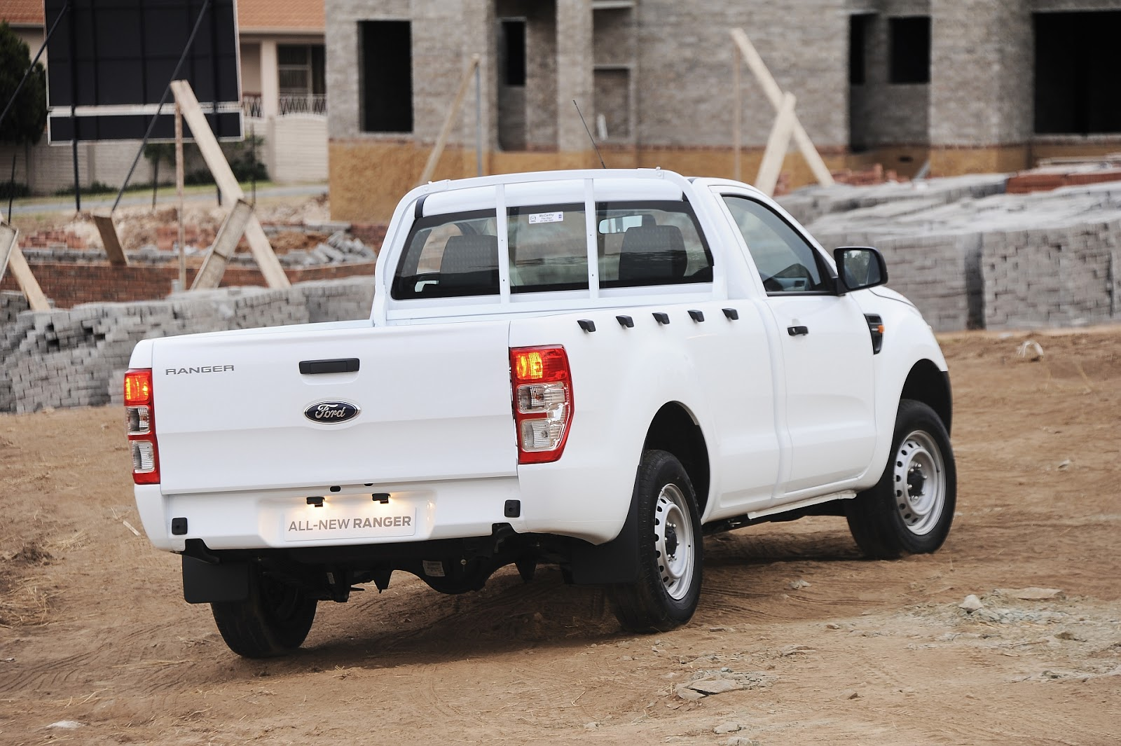 in4ride ford ranger single cab gets more oomph