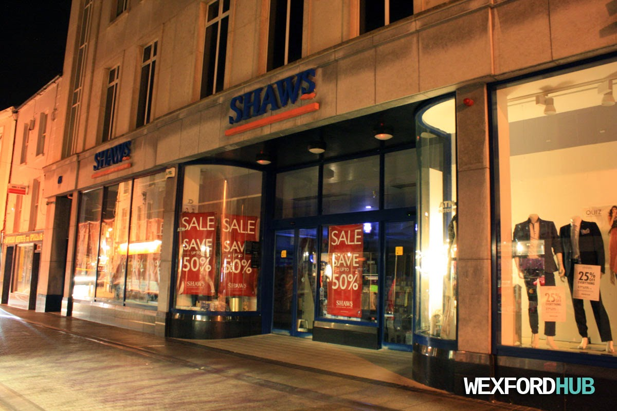 Shaws, Wexford