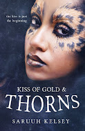 KISS OF GOLD AND THORNS