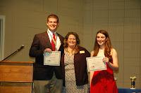 Montgomery Catholic Honors Students at High School Academic Awards Ceremony 2