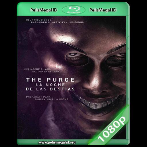 THE PURGE: LA NOCHE DE LAS BESTIAS (2013) WEB-DL 1080P HD MKV ESPAÑOL LATINO