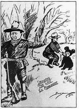 Teddy Roosevelt Bear Hunt