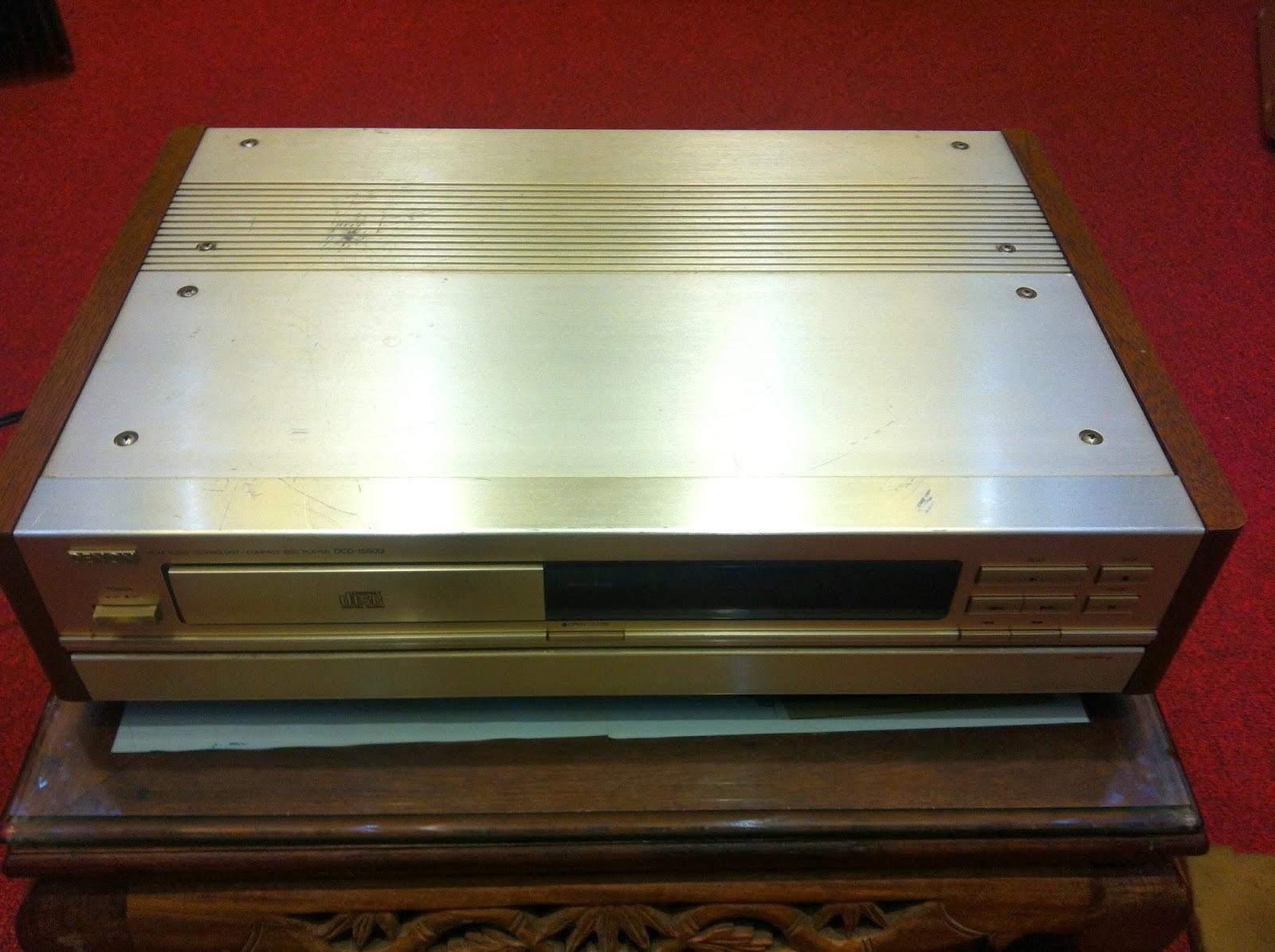 CD Player - Denon 1550G