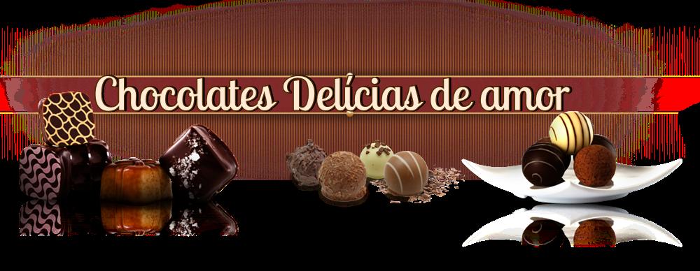 Chocolates Delícias de Amor