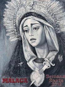 cartel semana santa malaga 2016