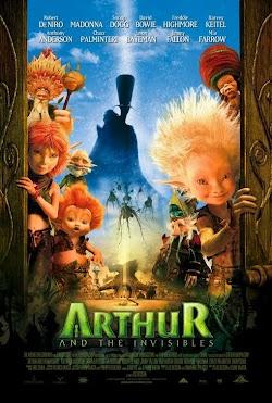 Arthur Và Những Người Bạn Vô Hình - Arthur And The Invisibles (2006) Poster