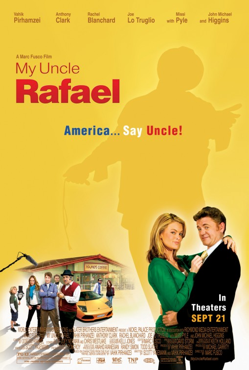 Watch My Uncle Rafael Movie Online Free 2012