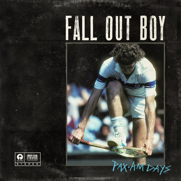 Fall Out Boy - PAX AM Days - EP Cover