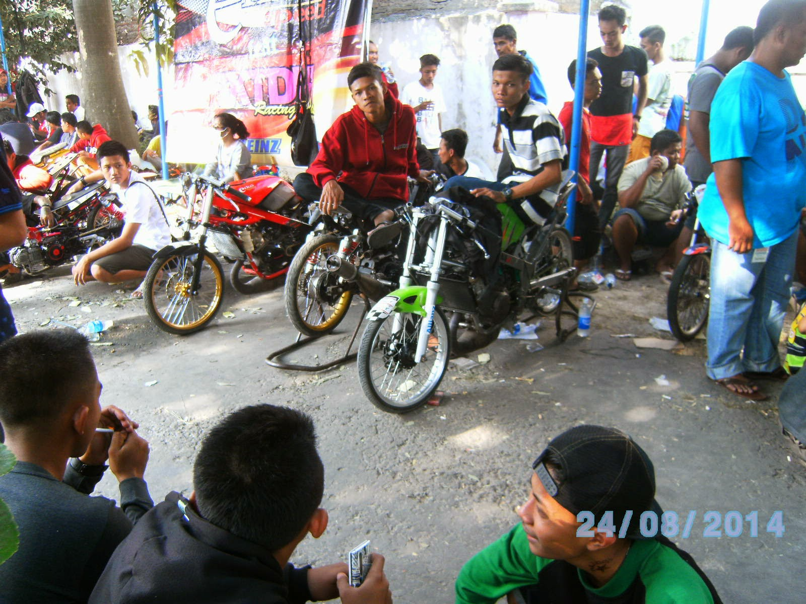 Video Dragrace Solo 2014