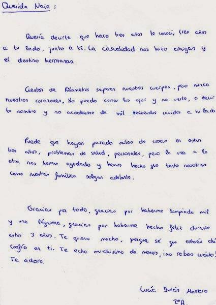 Biblioteca del ieso cuatro villas febrero 2015 - Cartas de san valentin en ingles ...