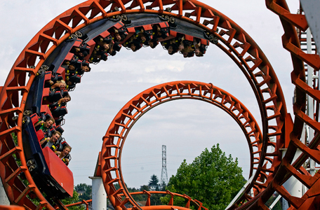 What it feels like to ride a roller coaster essay
