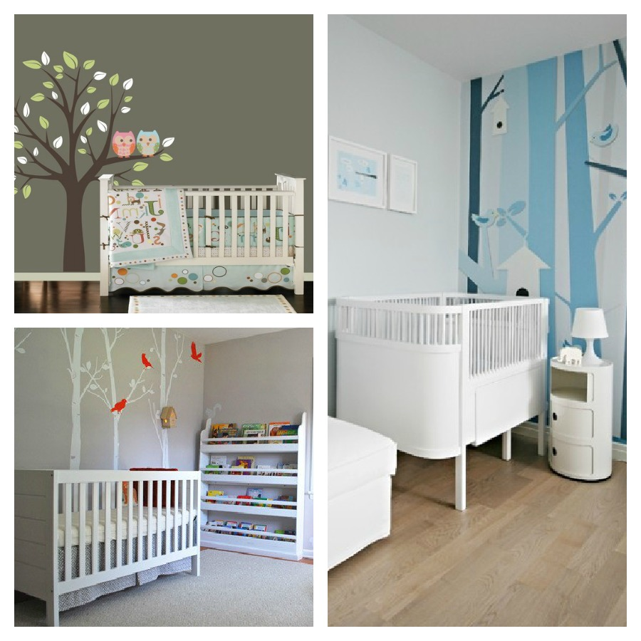 Cuartos de bebés modernos - Imagui