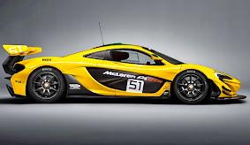 Gambar Mobil Sport McLaren P1 Terbaru_7
