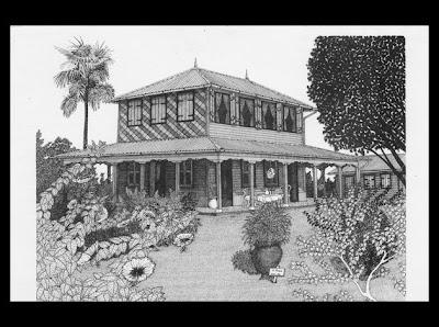 Maison créole 1