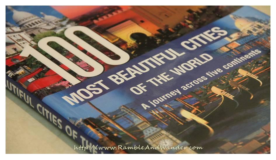 100 most beautiful cities of the world ramble and wander