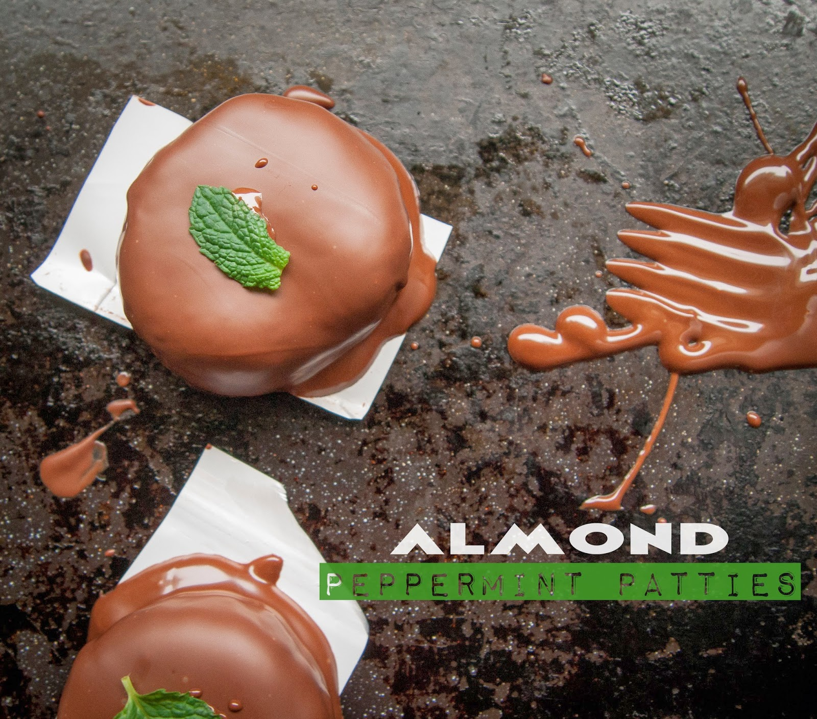 Chocolate Coconut Patties Dunmore Candy Kitchen: Vegan In Melbourne: Almond Peppermint Patties