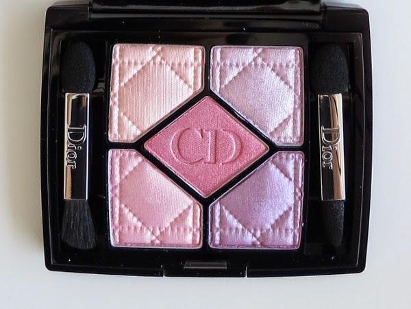 Dior 5 Couleurs Rose Tutu