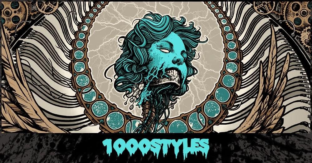 1000STYLES!