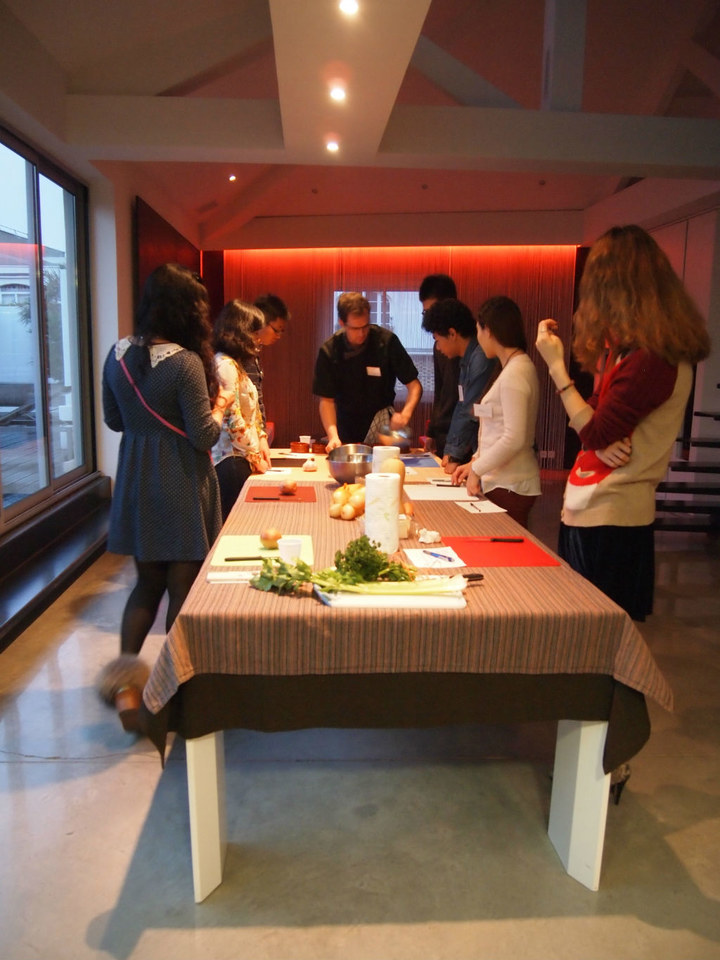 Cours de cuisine fran aise 2 me cours sympathique avec chef etoil - Cours de cuisine londres ...